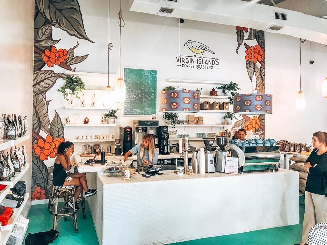 The VI Coffee Roasters St. Thomas, USVI